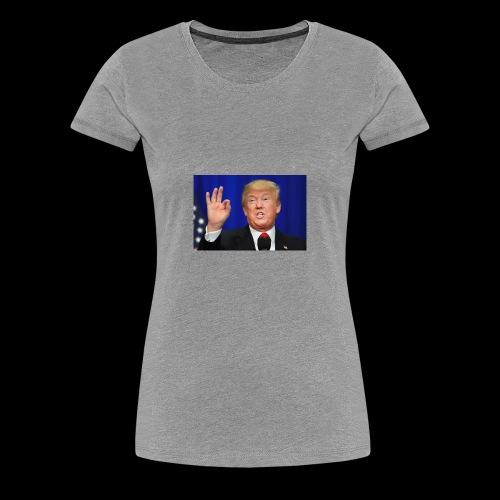 trumpo - Women's Premium T-Shirt