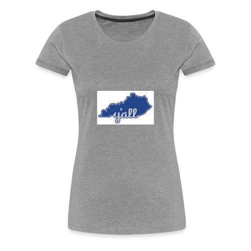 236A3EDA D9C9 4B29 9908 092D948B0081 - Women's Premium T-Shirt