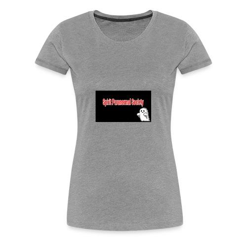 spirits parnormal society - Women's Premium T-Shirt