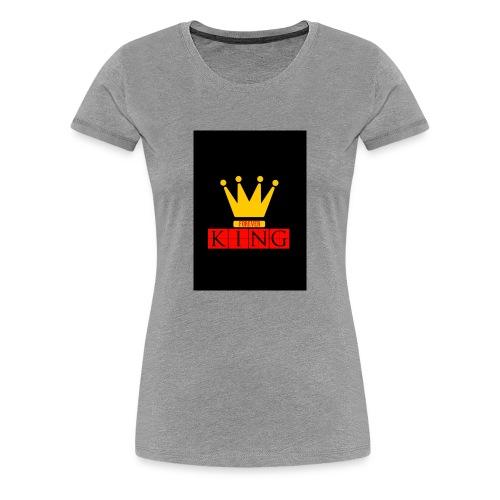 Forever king - Women's Premium T-Shirt