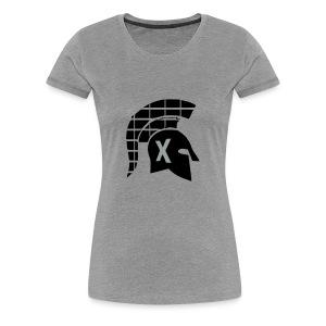 Spartans Tech Black - Women's Premium T-Shirt