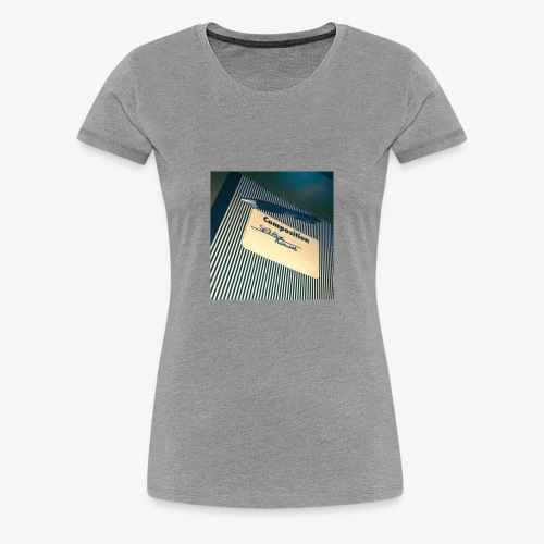 SpitFire - Released Cover - Women's Premium T-Shirt
