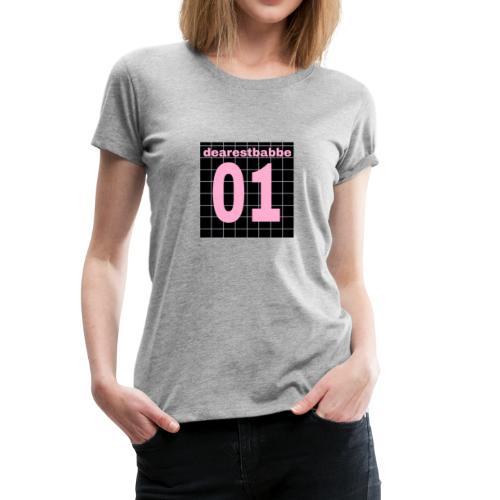 dearestbabbe 01 - Women's Premium T-Shirt