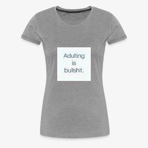 91419B8D 91AE 43BF 8758 B654B5FF9E68 - Women's Premium T-Shirt