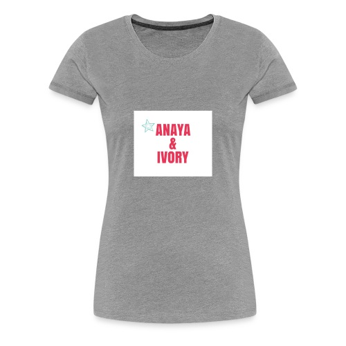 27671133 6FDA 4FAC AE0C CB9494B92CC4 - Women's Premium T-Shirt