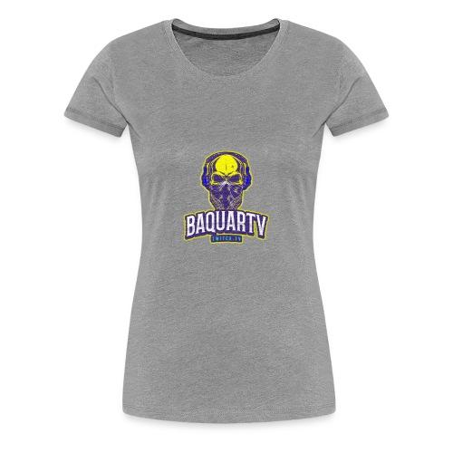BaquarLogo - Women's Premium T-Shirt