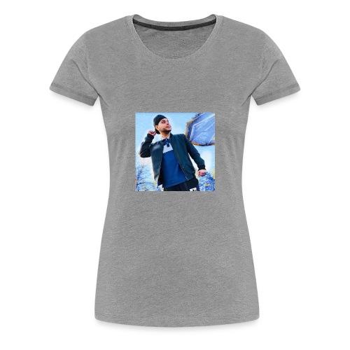 9BEBF0F1 A618 412D BA19 5A46DF8A6F54 - Women's Premium T-Shirt