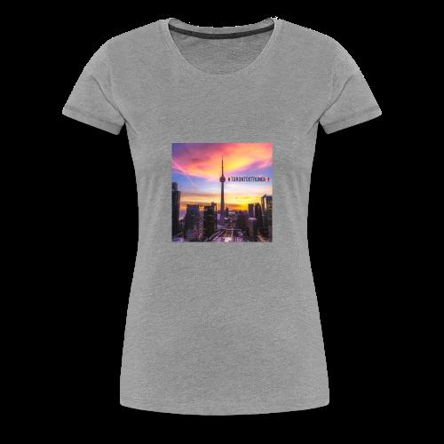 #TorontoStrong - Women's Premium T-Shirt
