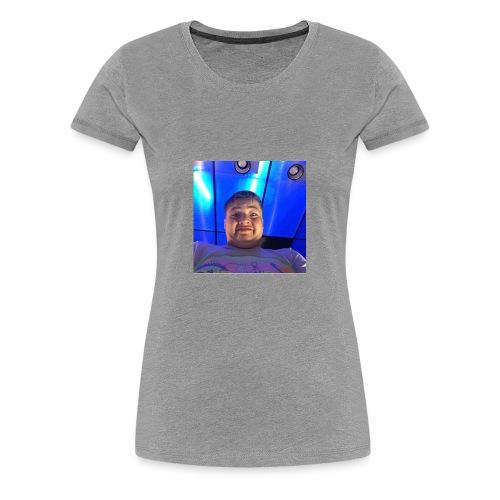 Games movie night - Women's Premium T-Shirt