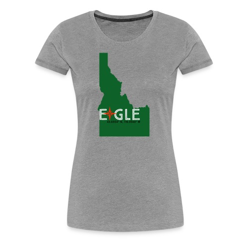 Eagle Idaho - Women's Premium T-Shirt