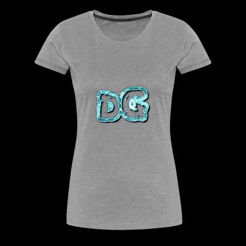 DG - Women's Premium T-Shirt