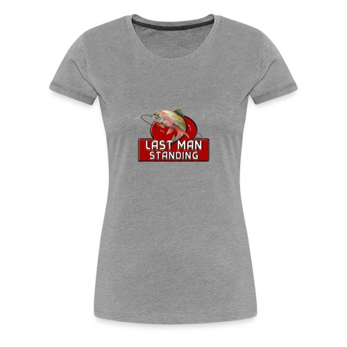 outdoor man merchandise - Women's Premium T-Shirt