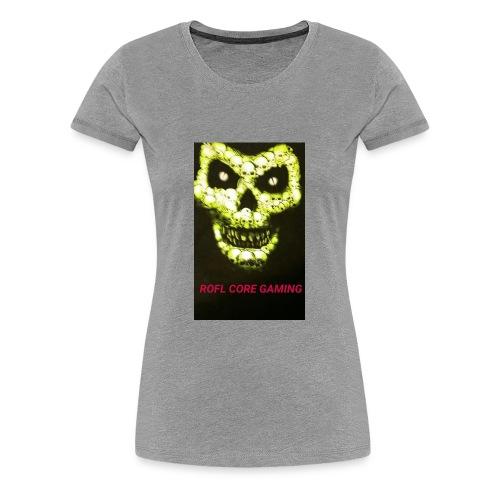 Roflcoregamingdesigns - Women's Premium T-Shirt
