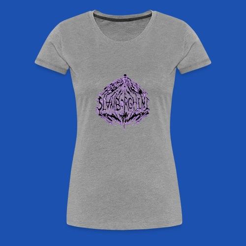 SLAMBORGHINI ELECTRIC PURP - Women's Premium T-Shirt