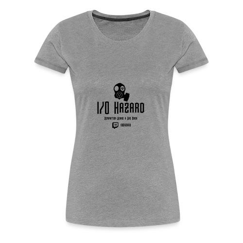 I/O Hazard Official - Women's Premium T-Shirt