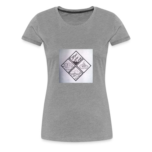 lifestyle - Women's Premium T-Shirt