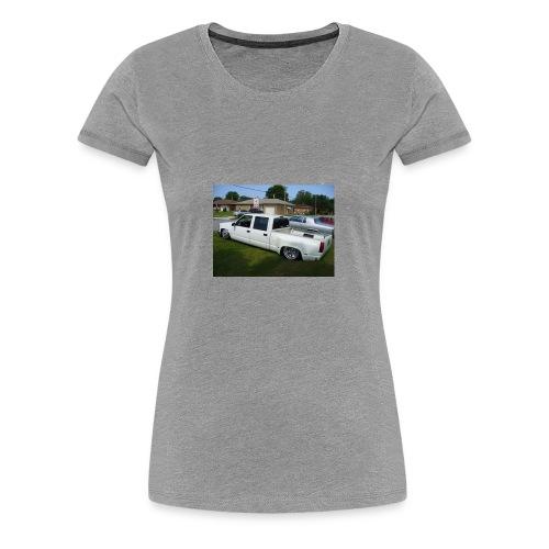 611E34BB 25FF 44B6 92B5 F98E134DE3D1 - Women's Premium T-Shirt