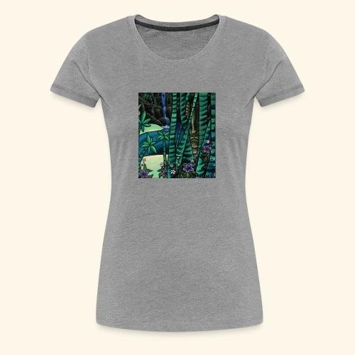Guarded Cove - Women's Premium T-Shirt