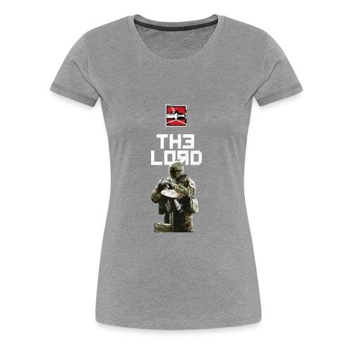 Lord Tachanka logo - Women's Premium T-Shirt