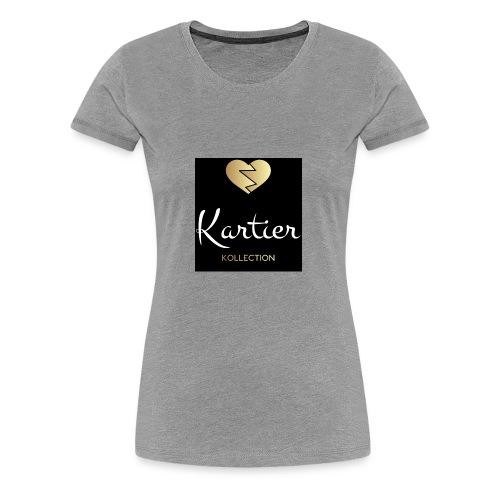 2CCDB180 A14F 4023 8044 DE1B0EFCA1A6 - Women's Premium T-Shirt