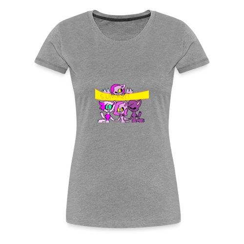 MARCH - Women's Premium T-Shirt