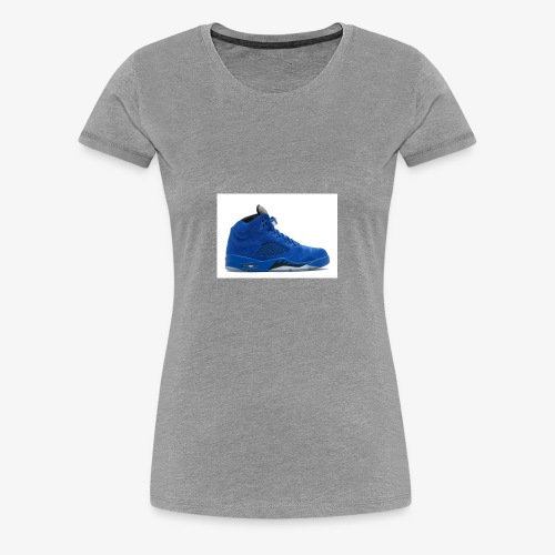 When u a hypebeast - Women's Premium T-Shirt
