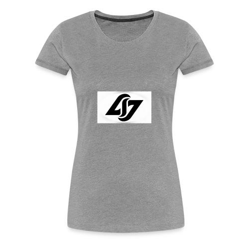 Silent Gamers merch - Women's Premium T-Shirt