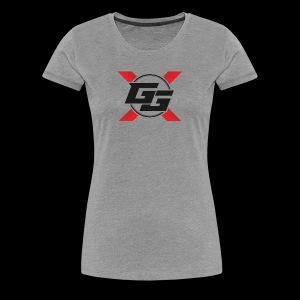 GG Logo - Women's Premium T-Shirt