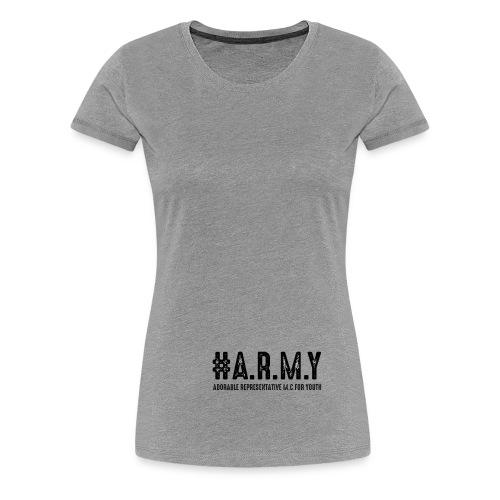 a - Women's Premium T-Shirt