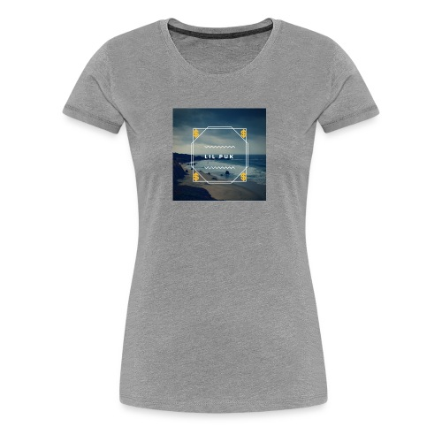 Lil puk - Women's Premium T-Shirt
