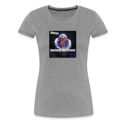 JHD EC - Women's Premium T-Shirt