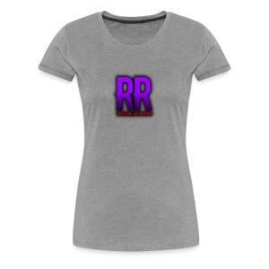 RansackedRains Fresh Logo - Women's Premium T-Shirt