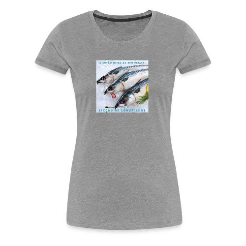 FADA SE INCRIVEL - Women's Premium T-Shirt