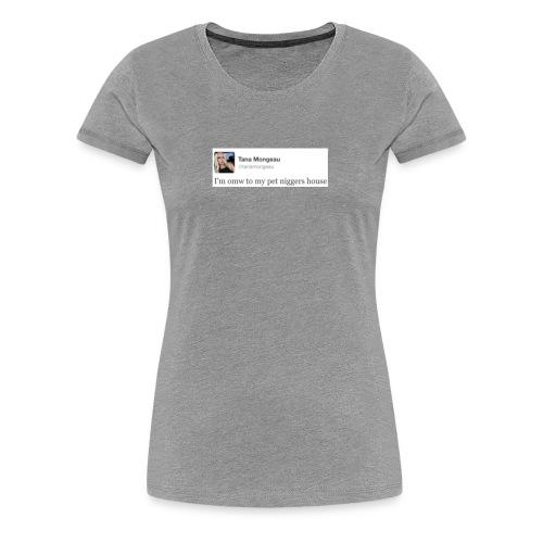 Tana mongoose - Women's Premium T-Shirt