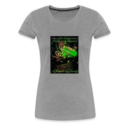 FB IMG 1520455485673 - Women's Premium T-Shirt