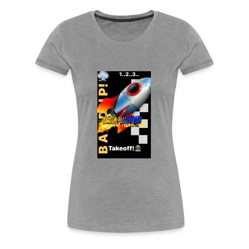 bandup - Women's Premium T-Shirt