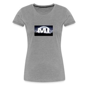 midnightisaac - Women's Premium T-Shirt