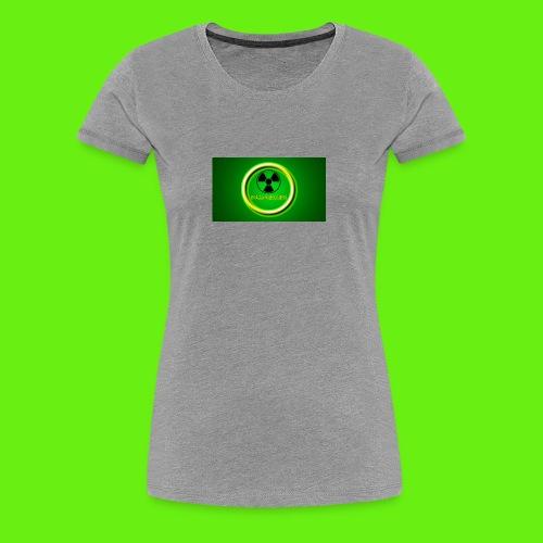 CorrosiveLick Reborn logo - Women's Premium T-Shirt