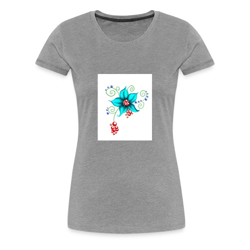 Blooms - Women's Premium T-Shirt