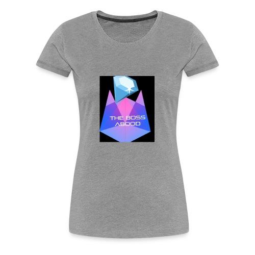 The boss abood march - Women's Premium T-Shirt