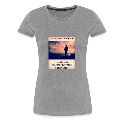 Funky look - Women's Premium T-Shirt