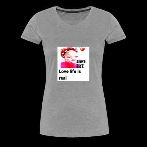 LOVE LIFE - Women's Premium T-Shirt