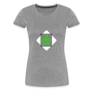 Litness crew sweaters - Women's Premium T-Shirt