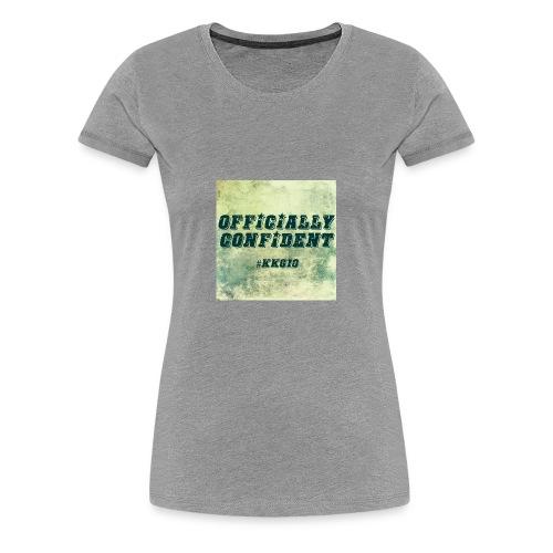 #KKG10 - Women's Premium T-Shirt