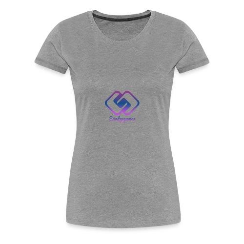 happy 900 custermors - Women's Premium T-Shirt