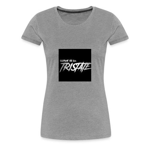 Illestindatristate Merchant - Women's Premium T-Shirt