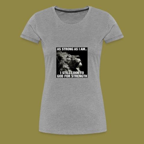 20180107195803 TTY - Women's Premium T-Shirt