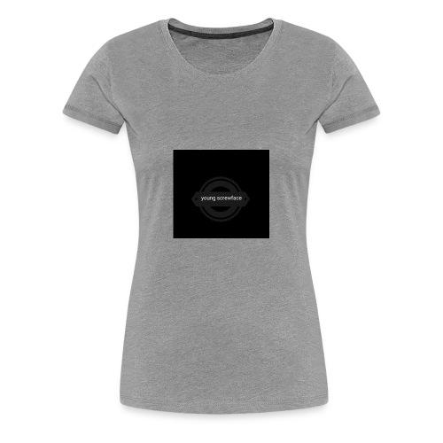 Young screwface - Women's Premium T-Shirt