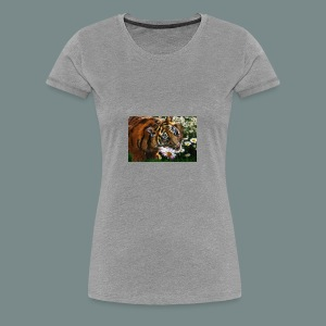 Tiger flo - Women's Premium T-Shirt