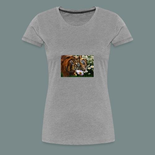 Tiger flo - Women's Premium T-Shirt